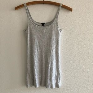 J. Crew Tank Built-in Bra
